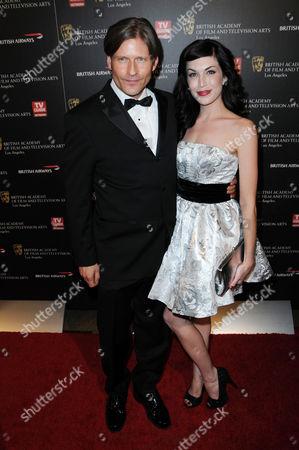 Crispin Glover and Stevie Kathleen Ryan