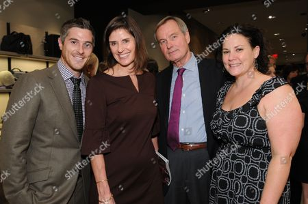 Editorial image of Bottega Veneta and Vanity Fair toast the Motion Picture & Television Fund, Beverly Hills, America - 04 Nov 2010