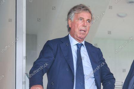 Enrico Preziosi, President of Genoa CFC