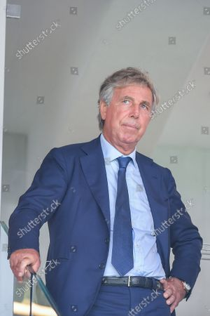 Stock Photo of Enrico Preziosi, President of Genoa CFC