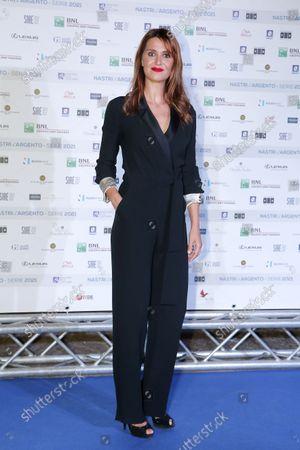 Stock Photo of Paola Cortellesi
