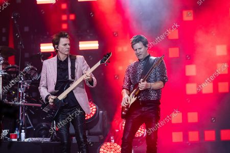 Editorial image of Isle of Wight Festival, Day 4, UK - 19 Sep 2021
