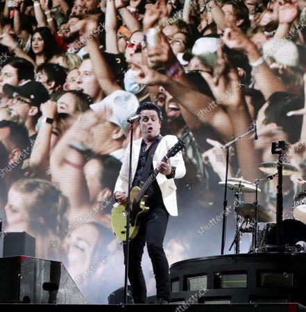 Editorial photo of Life Is Beautiful Music Festival, Day 2, Las Vegas, Nevada, USA - 18 Sep 2021