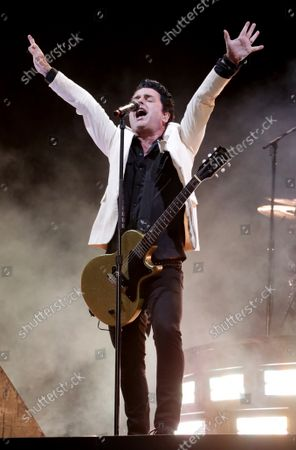 Stock Picture of Billie Joe Armstrong - Green Day