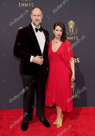 Editorial picture of 2021 Primetime Emmy Awards - Arrivals, Los Angeles, United States - 19 Sep 2021