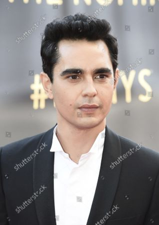 Max Minghella the JW Marriott on at L.A. LIVE in Los Angeles