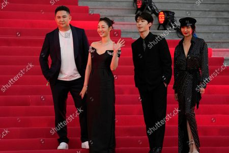 Editorial picture of Film Festival, Beijing, China - 20 Sep 2021