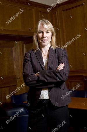 Stock Image of Gabrielle Walker