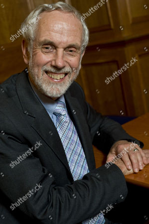 Stock Photo of Sir Brian Hoskins