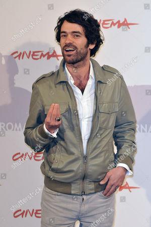 Stock Photo of Roman Duris