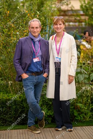 Editorial image of RHS Chelsea Flower Show, Press Day, London, UK - 20 Sep 2021
