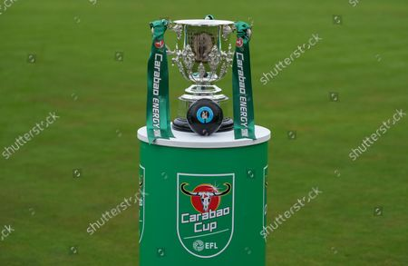 Carabao Cup 'Win the draw' Competition Shoot