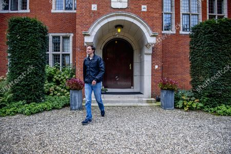 Editorial photo of De Zwaluwenberg estate, Training talks, Hilversum, Netherlands - 20 Sep 2021