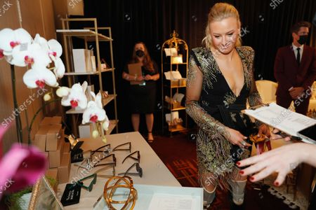 Editorial photo of The Backstage Creations Giving Suite at the 73rd Emmy Awards, Los Angeles, United States - 19 Sep 2021