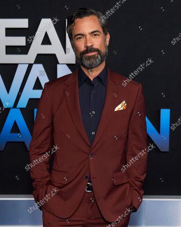 Editorial photo of 'Dear Evan Hansen' film premiere, Arrivals, Los Angeles, California, USA - 22 Sep 2021