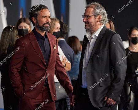 Editorial image of 'Dear Evan Hansen' film premiere, Arrivals, Los Angeles, California, USA - 22 Sep 2021