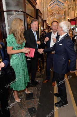 Editorial picture of Burlington Arcade launches 007 Installation to celebrate the release of 'No Time To Die' in partnership with EON Productions and Universal Pictures International, London, UK - 20 Sep 2021