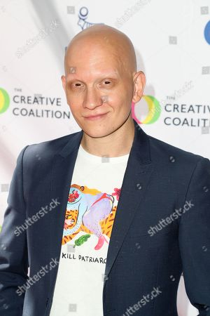 Stock Image of Anthony Carrigan