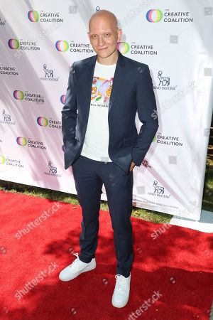 Editorial image of The Creative Coalition Humanitarian Awards, Arrivals, Los Angeles, USA - 18 Sep 2021
