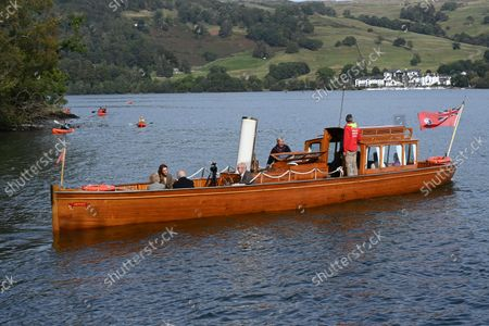 Catherine Duchess of Cambridge visit to Cumbria