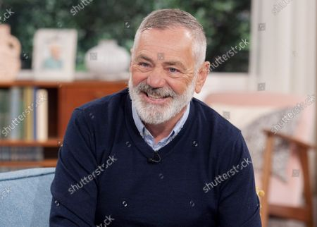 Editorial photo of 'This Morning' TV show, London, UK - 21 Sep 2021