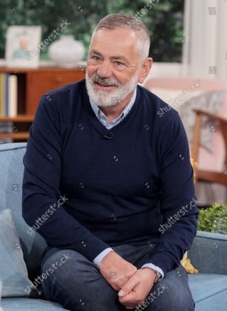 Editorial image of 'This Morning' TV show, London, UK - 21 Sep 2021