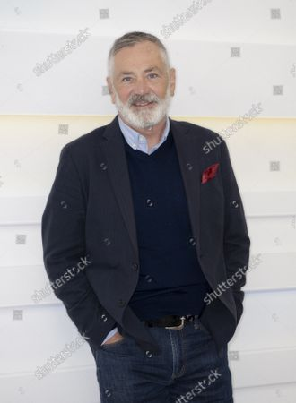 Stock Picture of Professor David Wilson