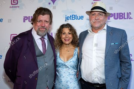 Editorial image of The Public Theater 2021 Gala, New York, USA - 20 Sep 2021