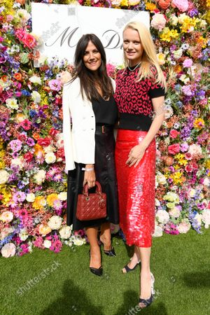 Editorial photo of Miss Dior Millefiori pop-up, Cologne, Germany - 21 Sep 2021