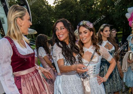 Editorial picture of Wiesn Wiesn Charity Night Munich Germany - 17 Sep 2021
