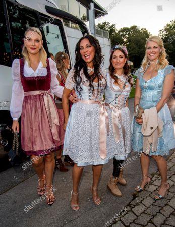 Editorial photo of Wiesn Wiesn Charity Night Munich Germany - 17 Sep 2021