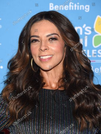 Editorial photo of The 16th Annual Christmas in September Benefit, Red Carpet, Los Angeles, California, USA - 21 Sep 2021