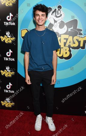 Editorial picture of Breakfast Club LA Grand Opening, Arrivals, Los Angeles, California, USA - 21 Sep 2021