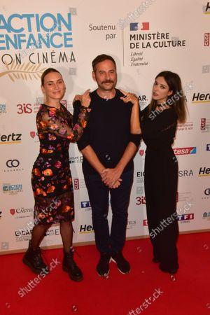 Editorial image of 'Action Enfance Fait Son Cinema' Gala Evening, Paris, France - 20 Sep 2021