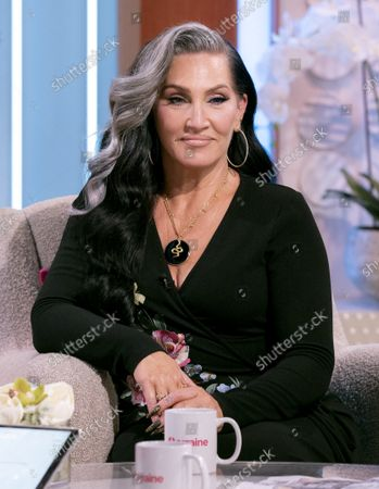 Stock Image of Michelle Visage
