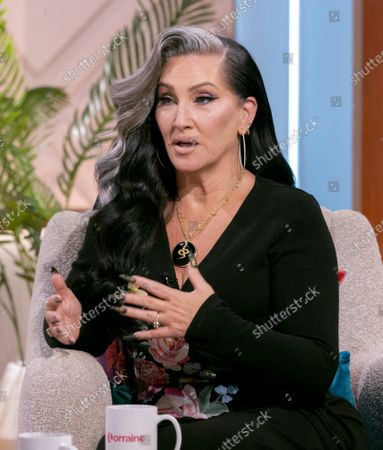 Stock Picture of Michelle Visage