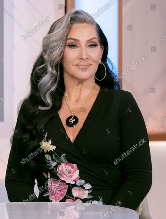 Editorial photo of 'Lorraine' TV show, London, UK - 22 Sep 2021