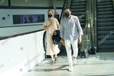 Editorial image of Mercedes Benz Fashion Week Madrid, Spain - 17 Sep 2021