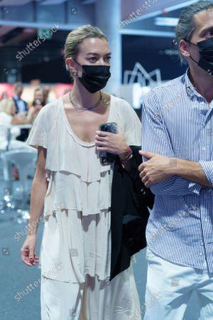 Editorial photo of Mercedes Benz Fashion Week Madrid, Spain - 17 Sep 2021