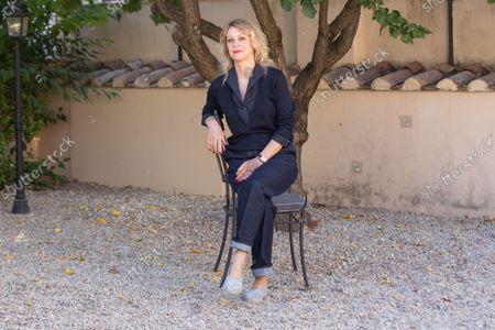 Editorial image of 'Three Floors' film photocall, Rome, Italy - 22 Sep 2021