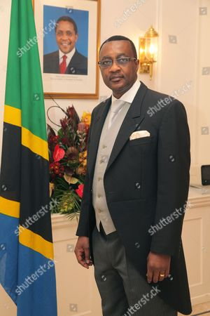 Editorial picture of Tanzanian High Commissioner, Peter Allan Kallaghe, London, Britain - 05 Feb 2008