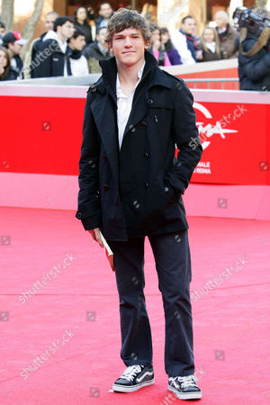Editorial image of 'I Want to be a Soldier' Film Premiere, 5th International Rome Film Festival, Rome, Italy - 02 Nov 2010
