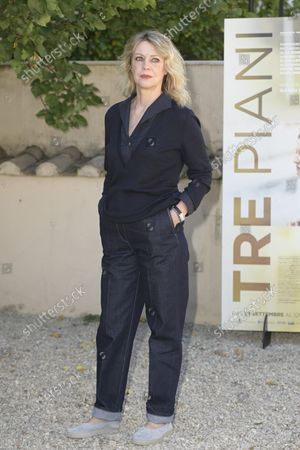Editorial picture of 'Three Floors' film photocall, Rome, Italy - 22 Sep 2021