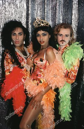 Army of Lovers - Alexander Bard, Camilla Henemark, Jean-Pierre Barda