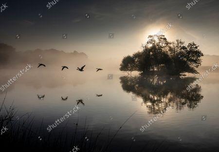 Editorial photo of Autumnal equinox 2021, London, UK - 22 Sep 2021