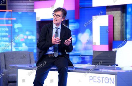 'Peston' TV show, Episode 24, London