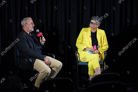 Editorial photo of 'Roadrunner: A Film About Anthony Bourdain' IDA Outdoor Screening, Los Angeles, California, USA - 21 Sep 2021