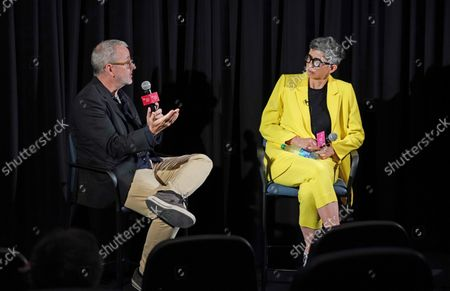 Editorial picture of 'Roadrunner: A Film About Anthony Bourdain' IDA Outdoor Screening, Los Angeles, California, USA - 21 Sep 2021