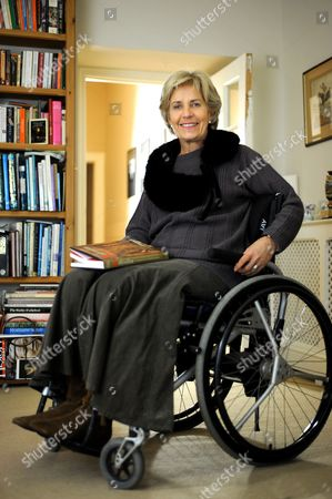 Editorial image of Annie Maw, High Sheriff of Somerset, Britain - 18 Jan 2008