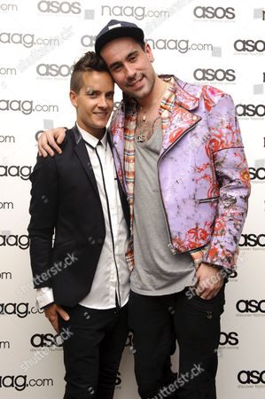 Editorial photo of Naag.com UK launch event in association with asos, London, Britain - 05 Nov 2010